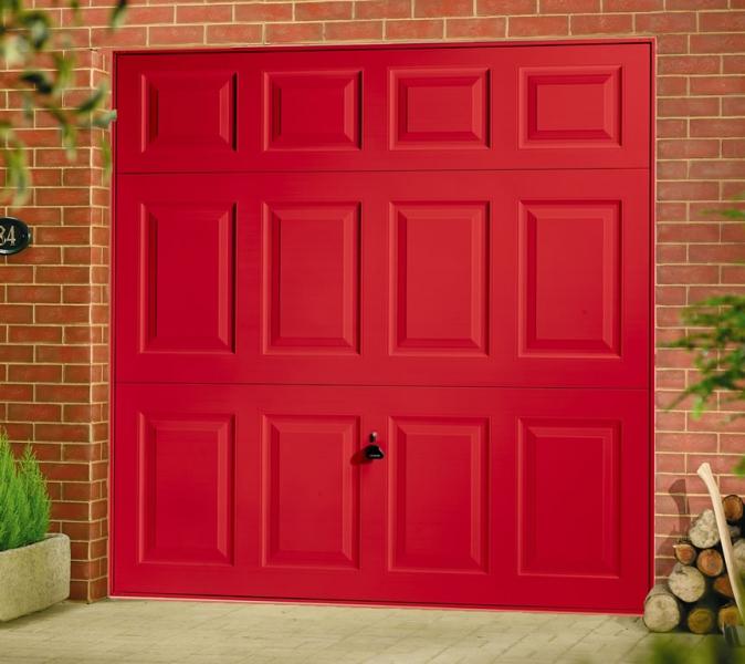 Completed Garage Door Projects Past Customer Installations