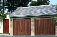 Hormann Garage Door