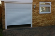 Roller Doors Past Completed Project