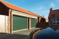 Roller Doors Supplied by Kemp Garage Doors