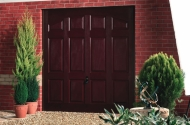 A Selection of Our Up and Over Garage Doors