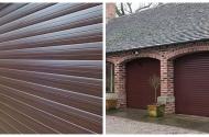 Aluroll Garage Door