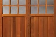 Side Hinged Garage Door Supplied By Kemp Garage Doors