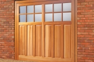 Side Hinged Garage Door Supplied By Kemp Garage Doors