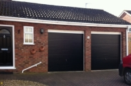 Previous Up and Over Garage Door Project